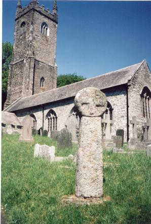 Altarnun Church, Cornwall
