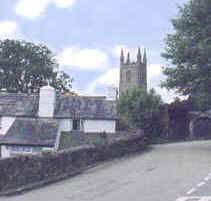 Linkinhorne Church, Cornwall