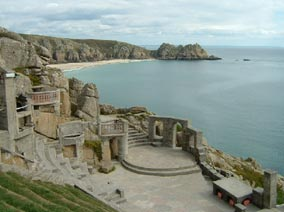 Rowena Cade, Creator of the Minack Theatre