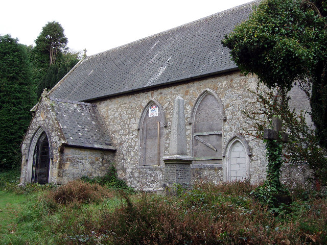 Baldhu, Cornwall church
