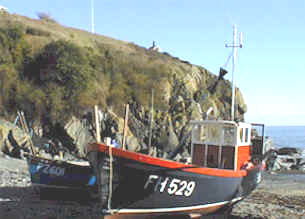 Casgwith, Cornwall harbour