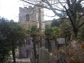 St Just Roseland, Cornwall