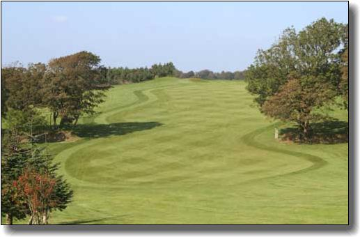 Bowood Park Golf Course, Cornwall