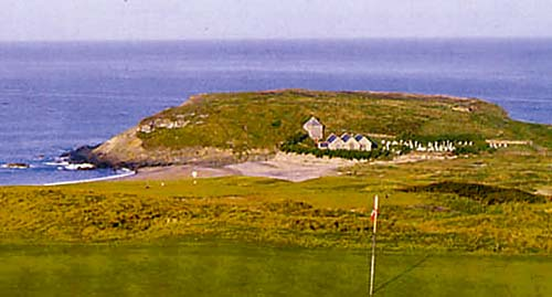 Mullion Golf Club, Cornwall