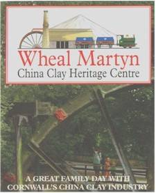 China Clay Museumwheal martyn